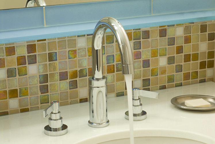 Replace the faucets