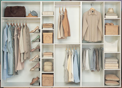 decluttering one of the most easy closet organizing ideas