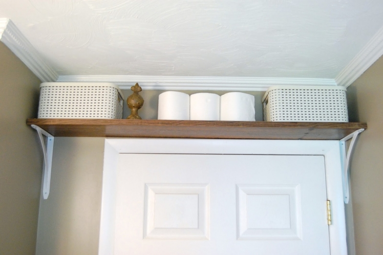 Storage shelf ideas