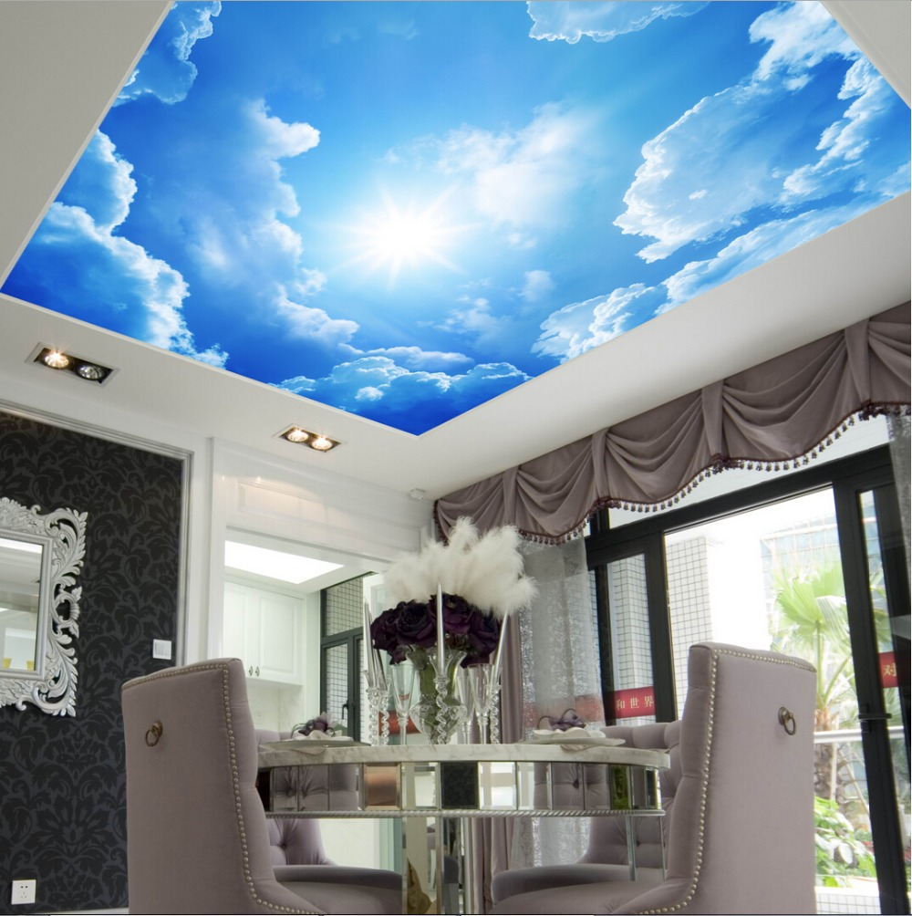 Paint the Ceiling sky