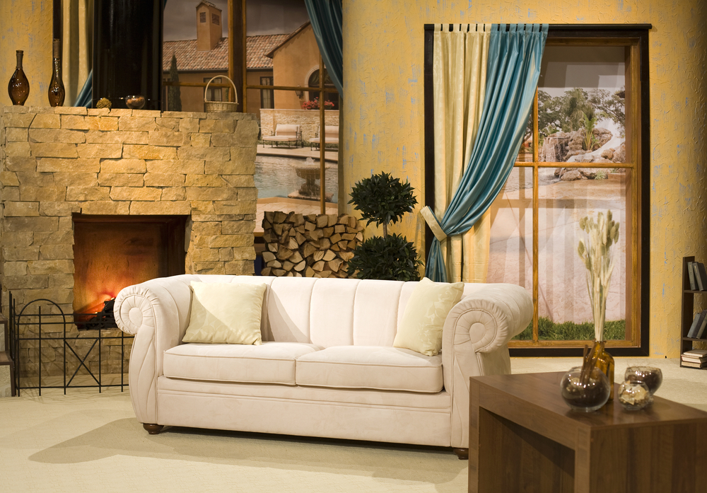 Set the Mood with Window Treatments