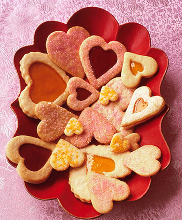 Fall in Love With Valentine's Cookies