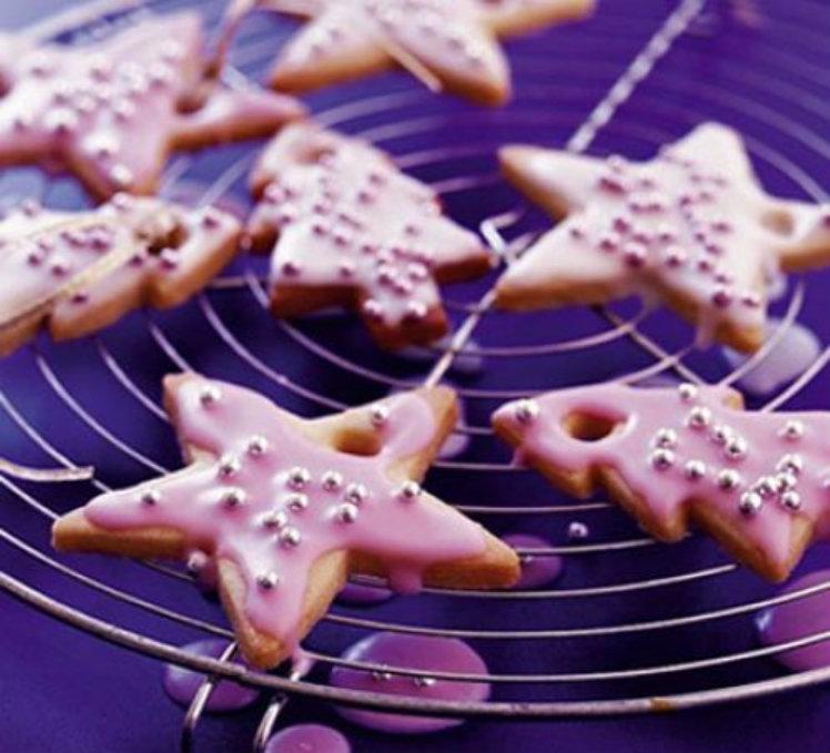 Simple Yet Elegant Christmas Cookies