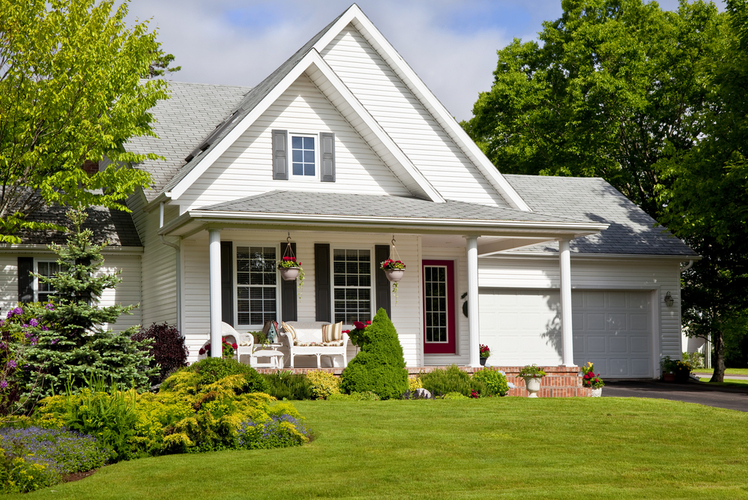house-curb appeal