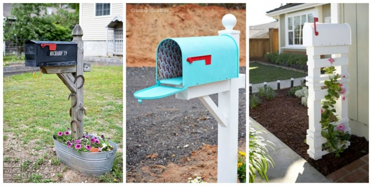 re-do your mailbox