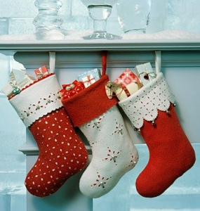 Jingle Bell Stockings