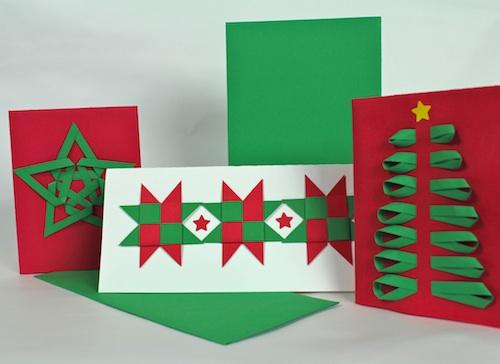 Paper Loop cards