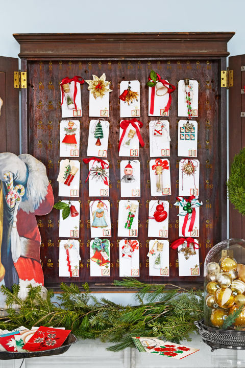 Trinket Key cabinet