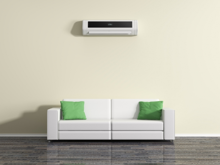 When do you buy or rent home air conditioning?