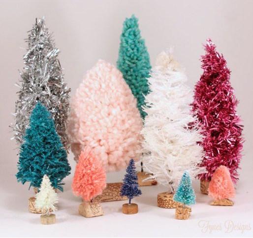 colorful-bottle-brush-trees