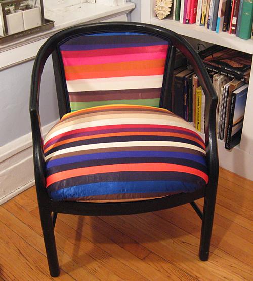 Ribbon chairs
