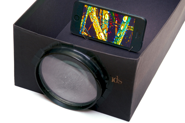 Shoebox projector