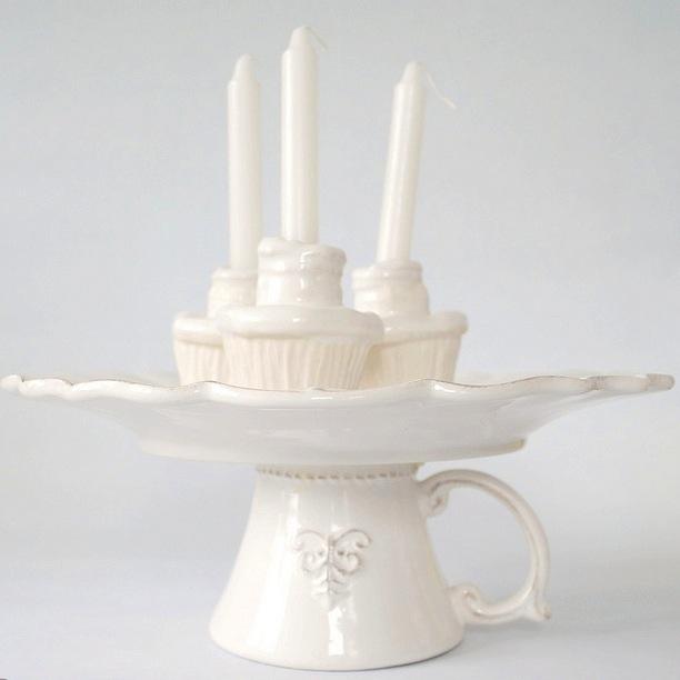 Teacup Cake-Stand