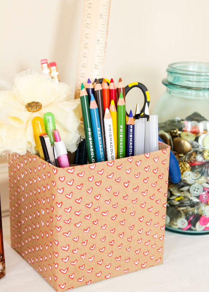 Craft Supply Holder