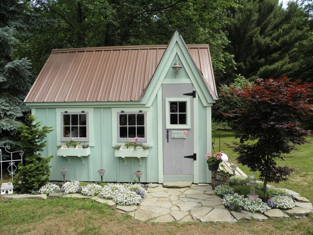 playhouse shed