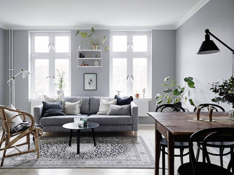 scandinavian gray