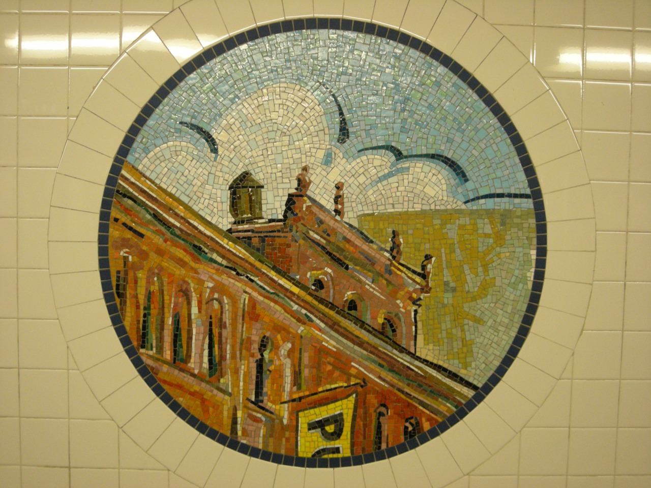 24. Subway Tiles