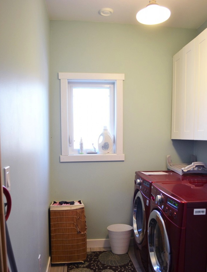 Before - Laundry Room 1