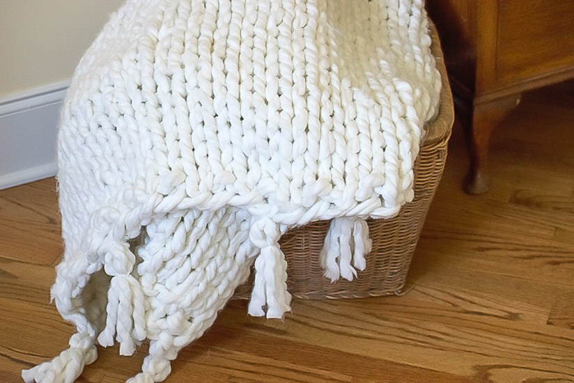 finished blanket