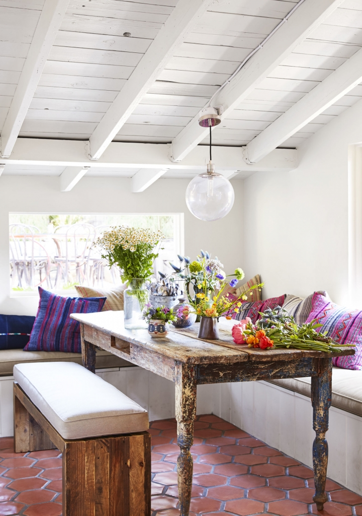 Rustic and Colorful