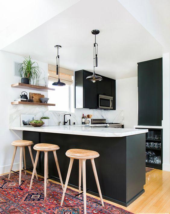 Black cabinets-4
