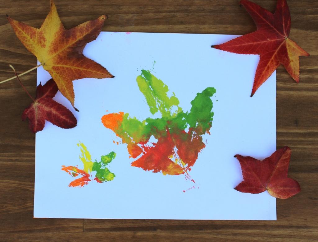 Leaf Stamping