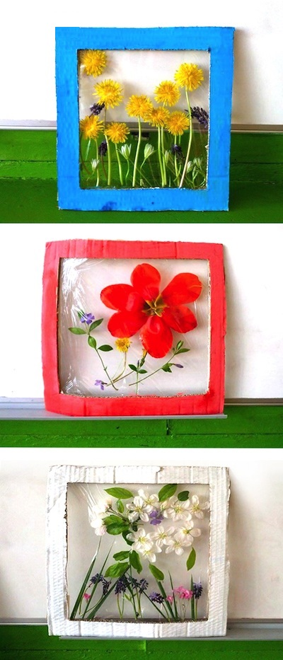 Preserve your Flowers in Panels