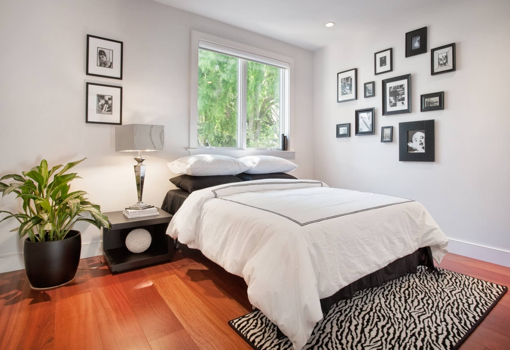 Use Light Colors in the Least Messiest Rooms