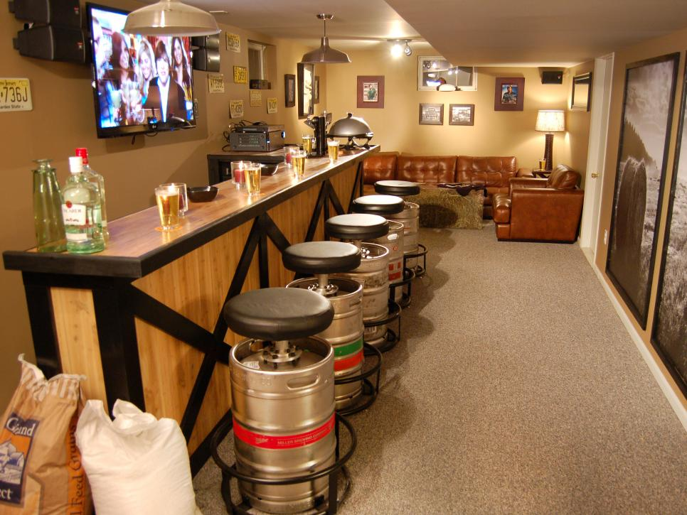 #1 The Ultimate Man Cave