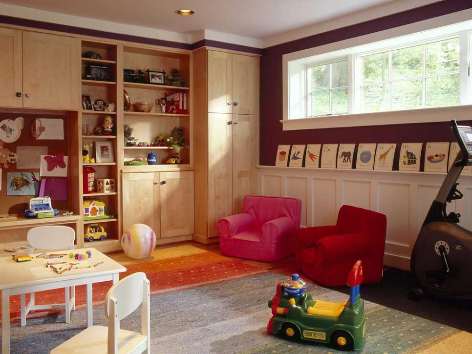 #4 Kids Playroom