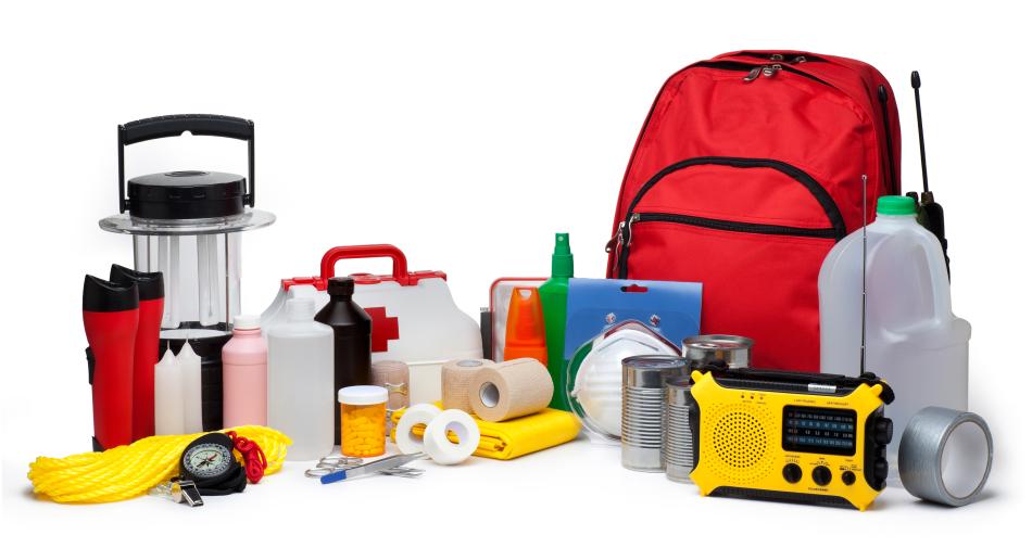#6 Prepare an Emergency Bag