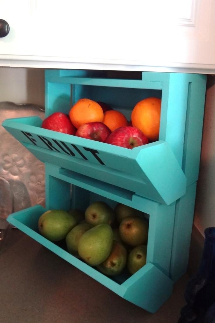 Easy Kitchen Storage Solutions Using Your Backsplash