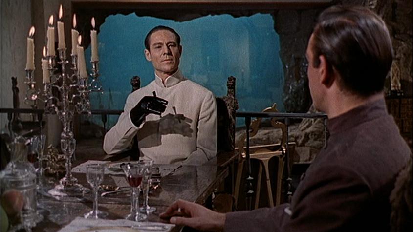 #2 Dr No's Hideout, James Bond
