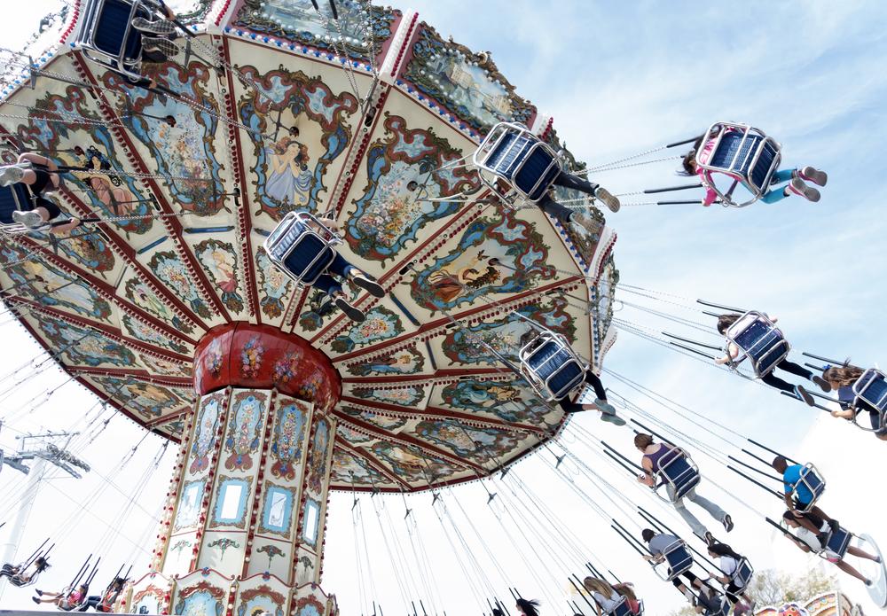 #3 Amusement Park