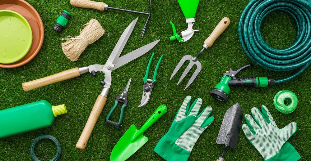 #3 Garden Tools