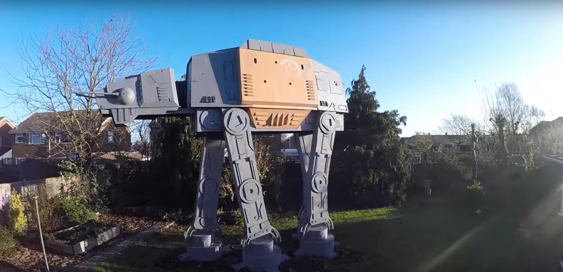 #7 Star Wars Design