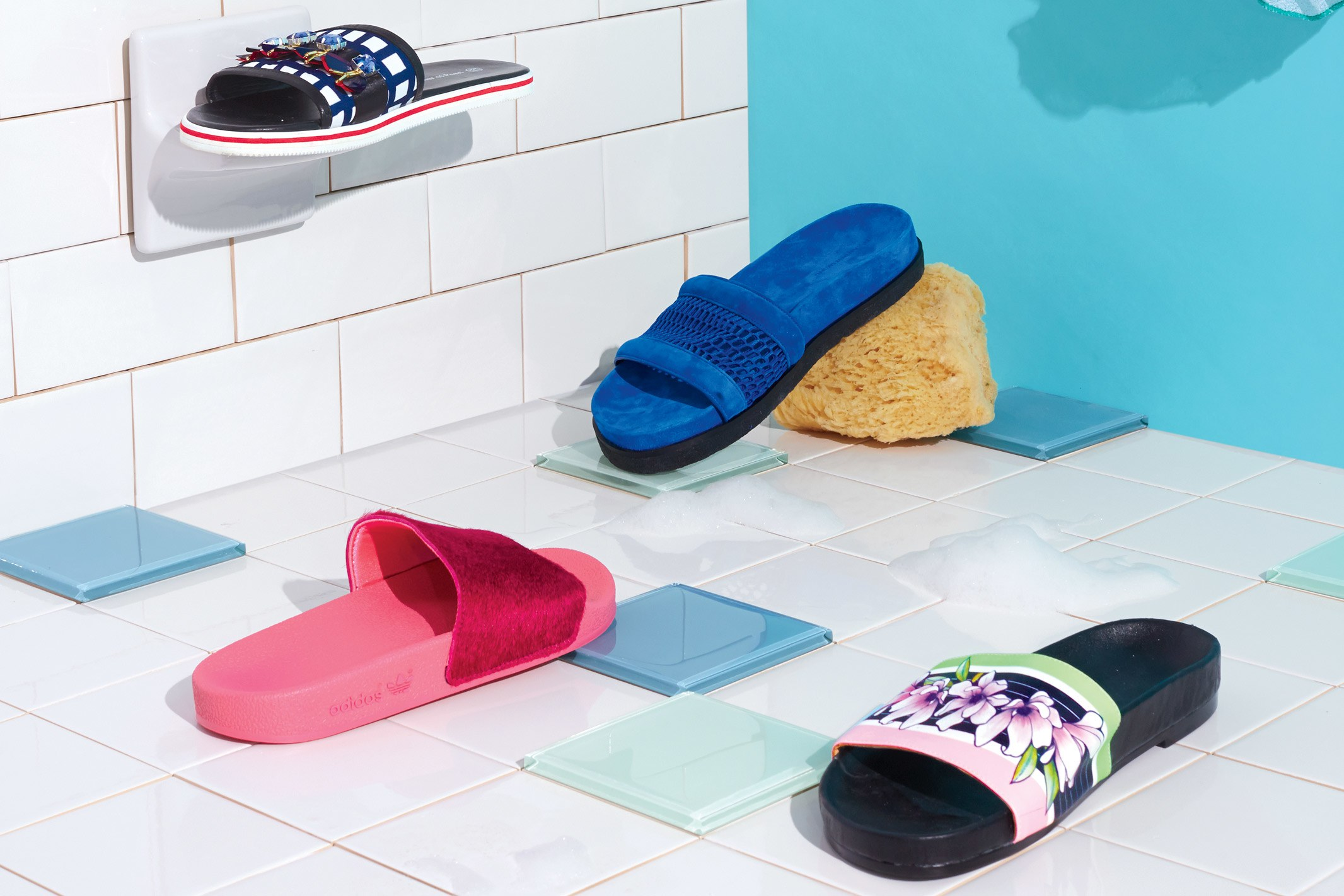 #3 Shower Shoes