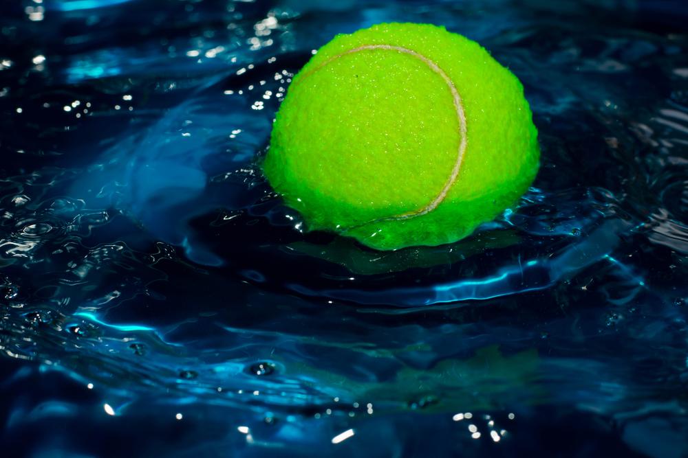#5 Tennis Ball Trick