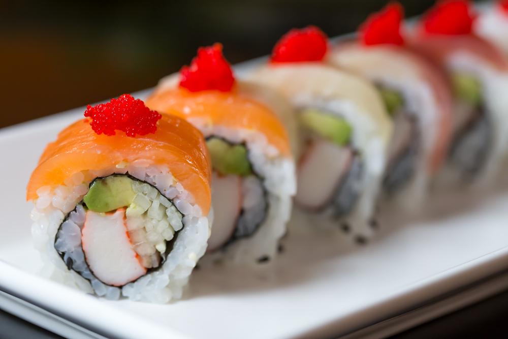 #8 Sushi Bazooka