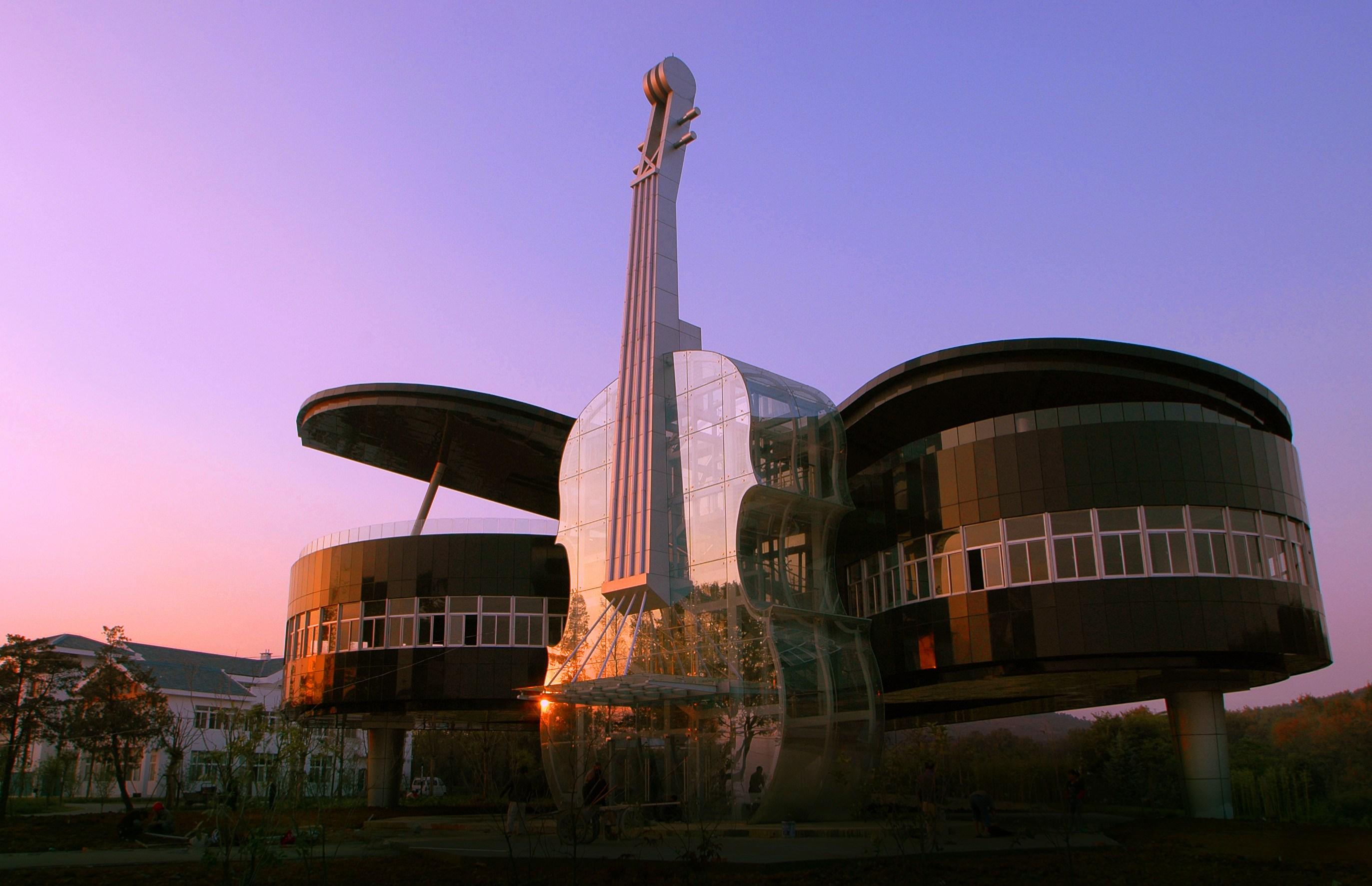 #4 Piano House, China