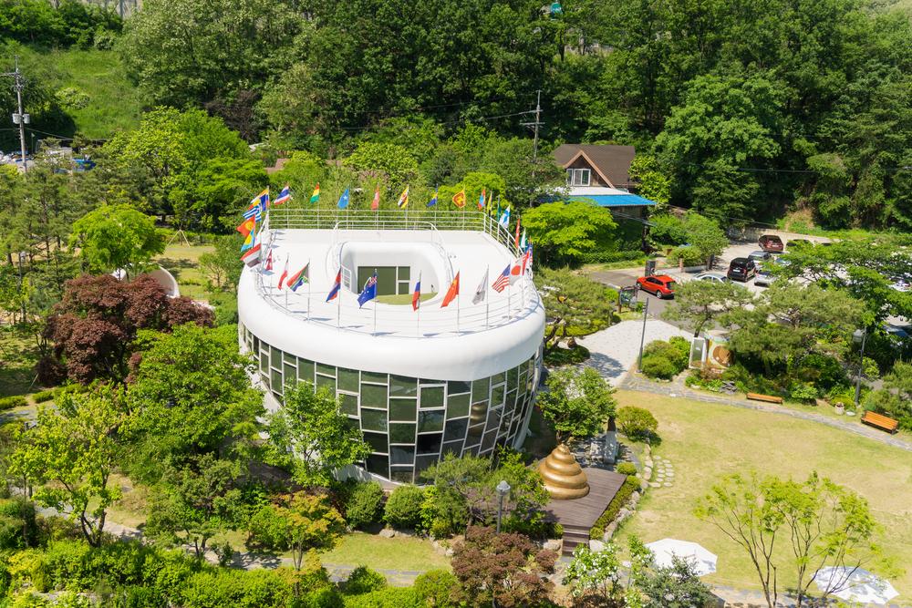 #7 The Toilet House, South Korea