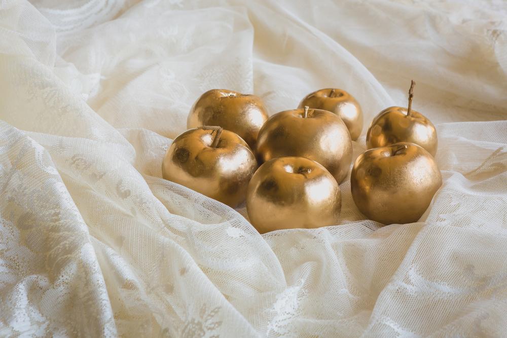 #2 Gilded Fruit