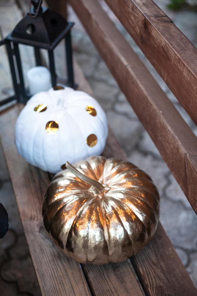 #3 Glammed Up Pumpkins