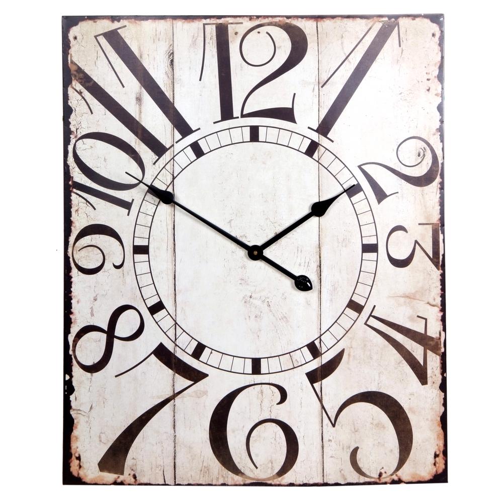 #7 Pallet Clock