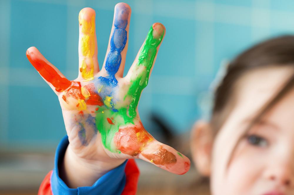 #12 Easy Family Handprint Tree