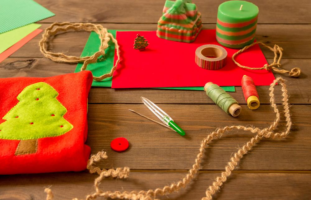 #3 3D Christmas Cards