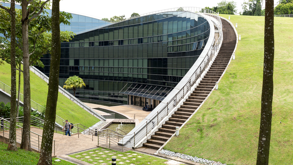 #3 The Nanyang Technological University