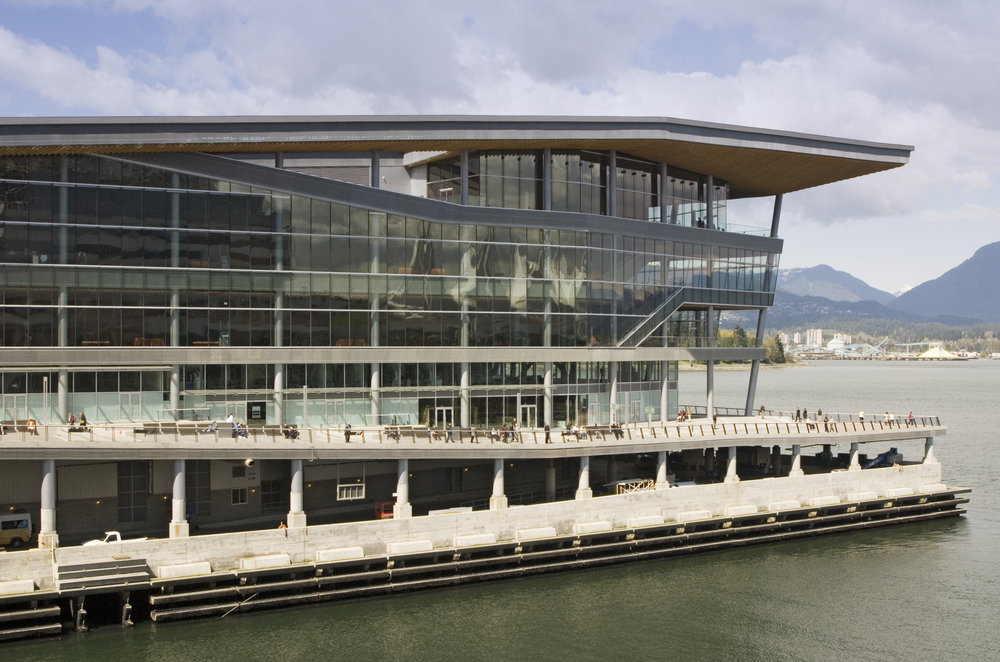 #4 The Vancouver Convention Center