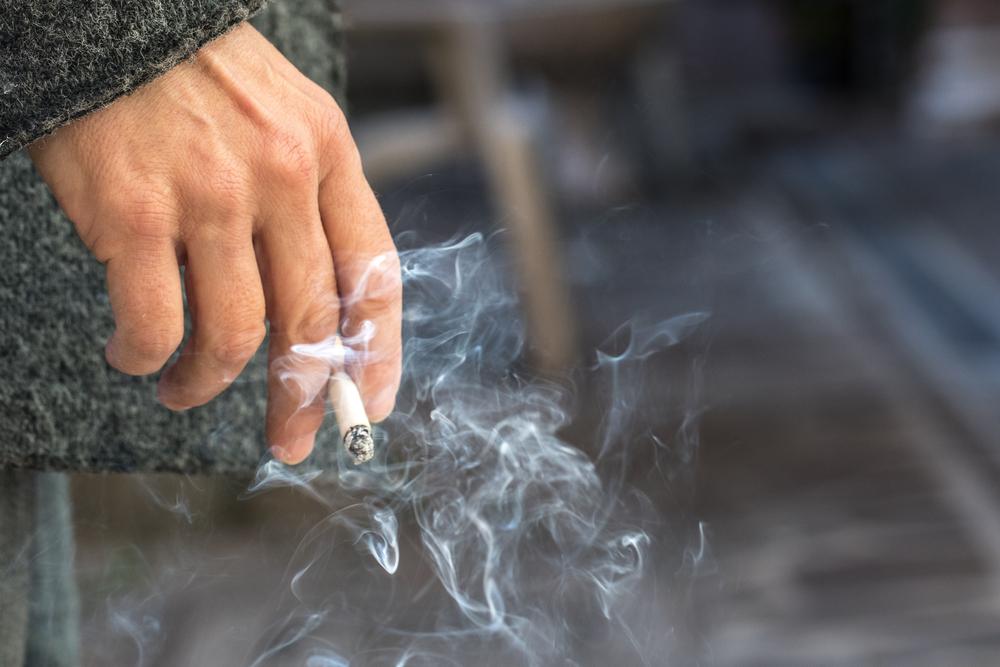 10. Nix The Nicotine