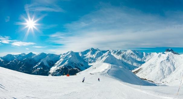 The World's Best Ski Resorts